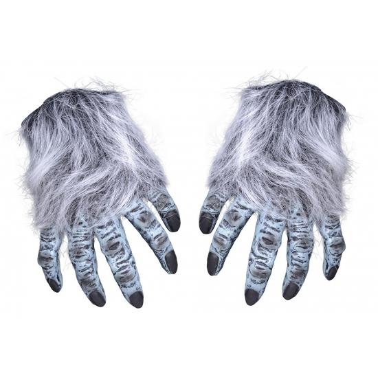 Halloween Grijze horror handen