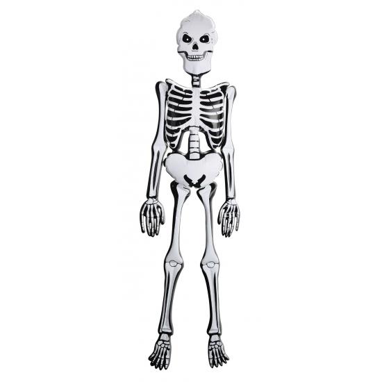 Halloween Opblaasbaar skelet 150 cm