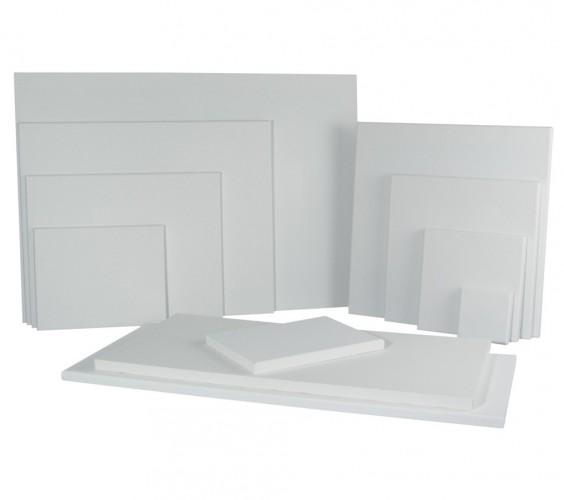 Handbespannen schildersdoek 18 x 24 cm