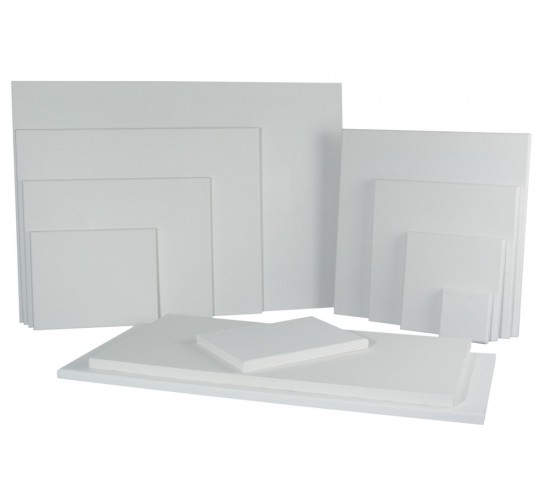 Handbespannen schildersdoek 40 x 50 cm