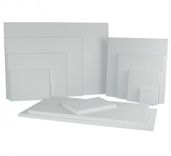 Handbespannen schildersdoek 50 x 50 cm