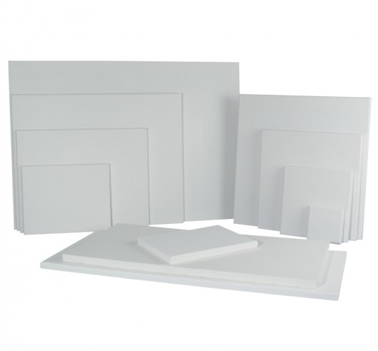 Handbespannen schildersdoek 50 x 70 cm
