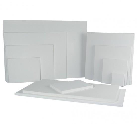 Handbespannen schildersdoek 80 x 80 cm