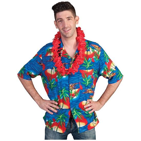97917377aae Caribisch shirt heren