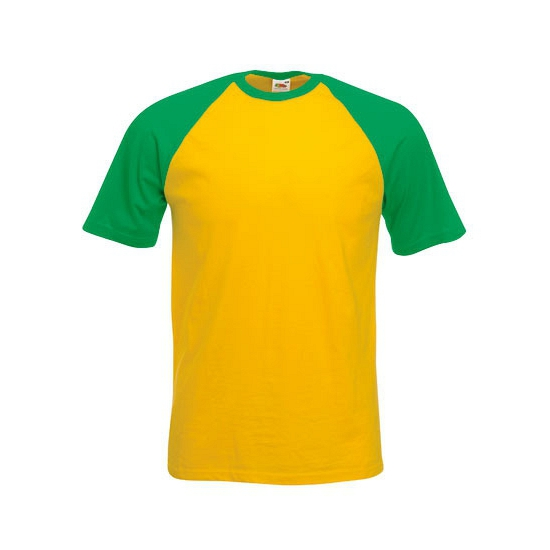 Brazilie shirt fruit of the loom