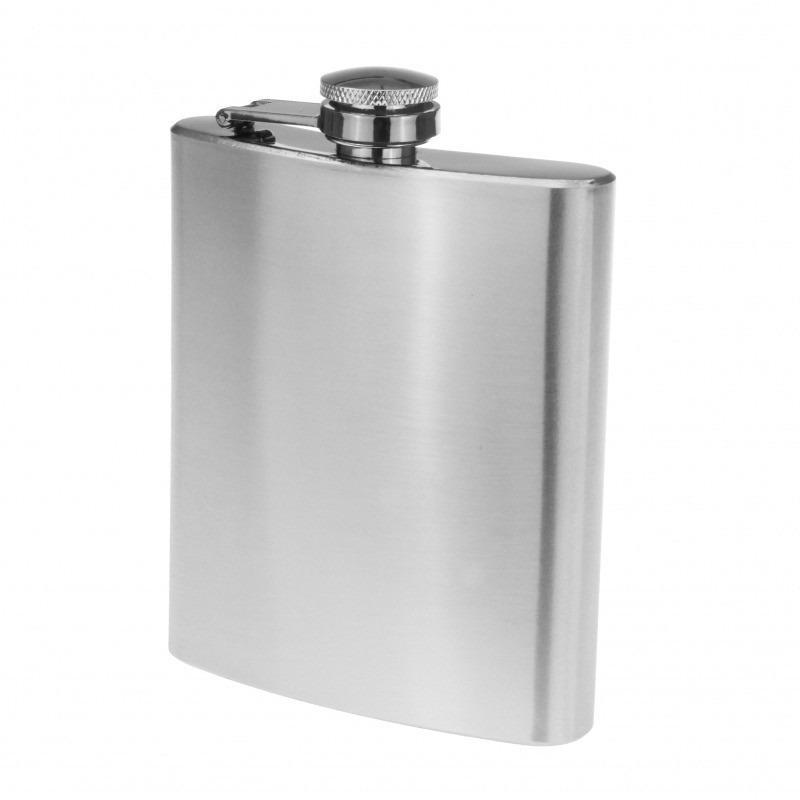 Heupfles 200 ml van RVS