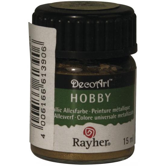 Hobby allesverf goud 15 ml