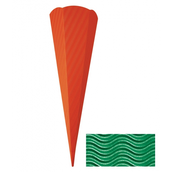 Hobby materiaal knutsel zak groen