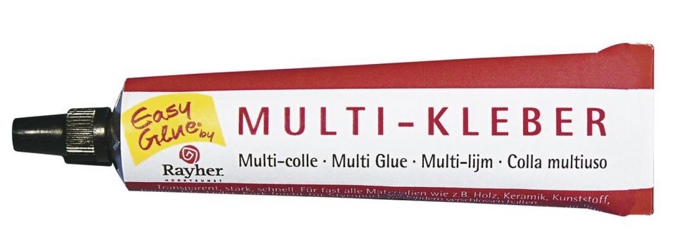 Hobby multi lijm tube van 20 gram