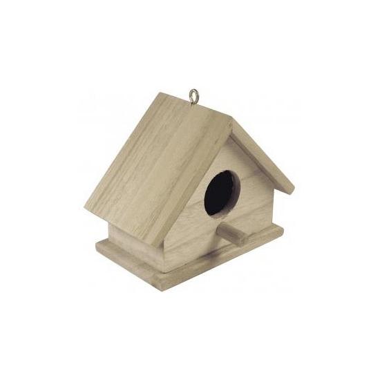 Hobby vogelhuisje  11 cm