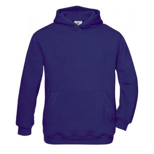 Indigo gekleurde trui voor kinderen