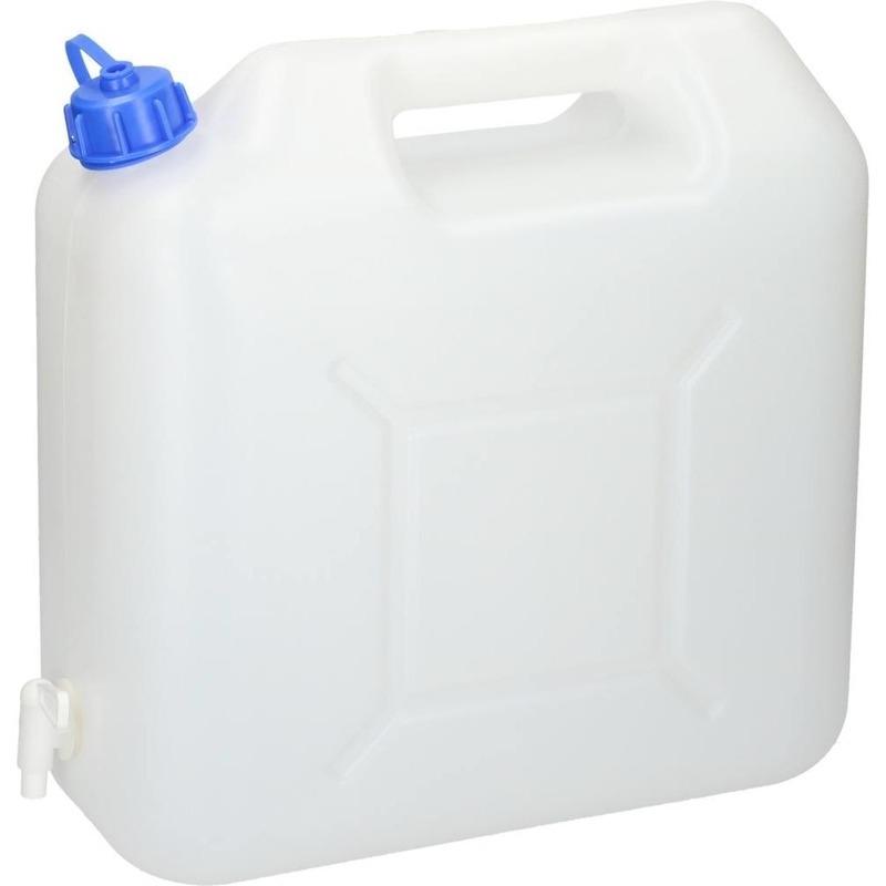 Jerrycan 15 liter met kraan