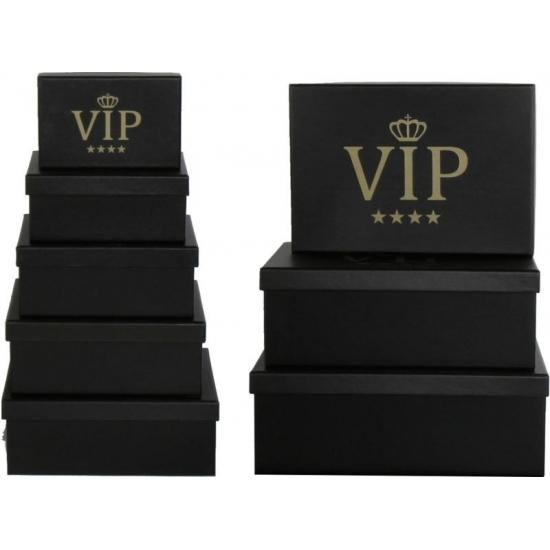 Kado doosje VIP 20,5 cm