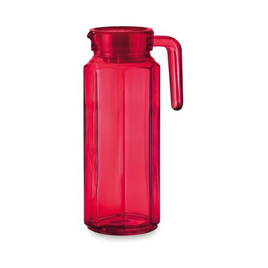 Karaf rood 1 liter