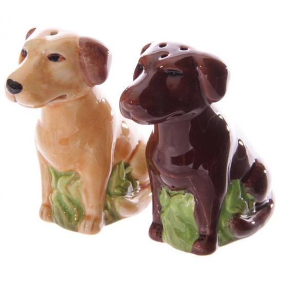 Keuken peper en zout stel Labrador