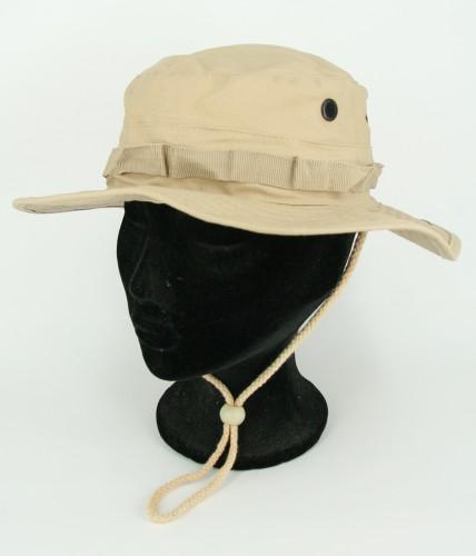 Khaki safarihoedje
