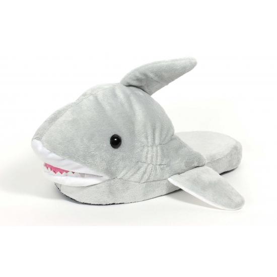 Kinder dieren instap sloffen haai