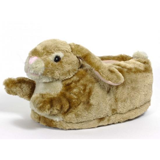 Kinder dieren sloffen konijn