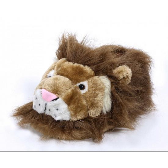 Kinder dieren sloffen leeuw