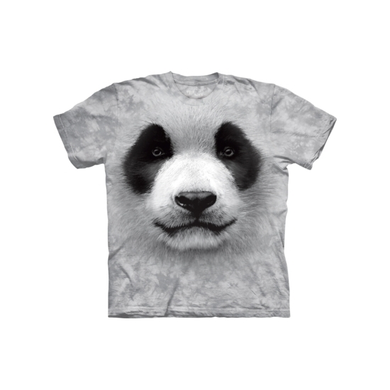 Kinder dieren T shirt Pandabeer