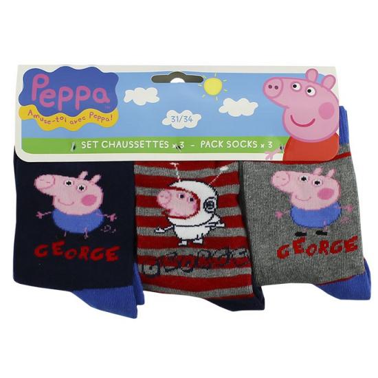 Kinder sokjes van Peppa Pig