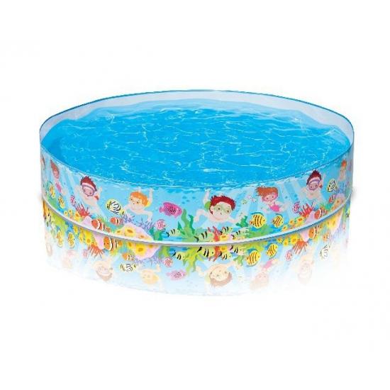 Kinder zwembad 152 cm met harde rand