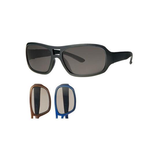 Kinderbril met zwarte glazen