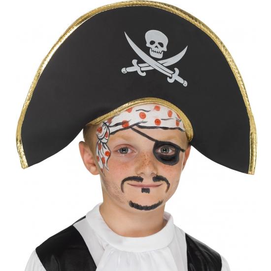 Piraten accessoires kinderhoed