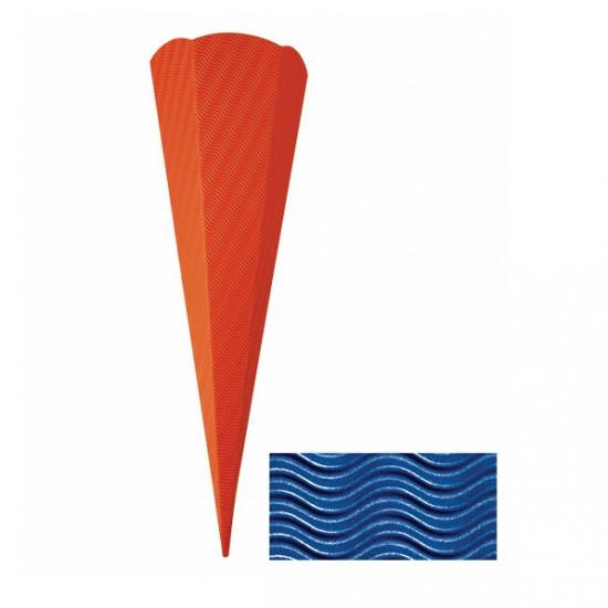 Knutsel schoolzak donkerblauw 68 cm