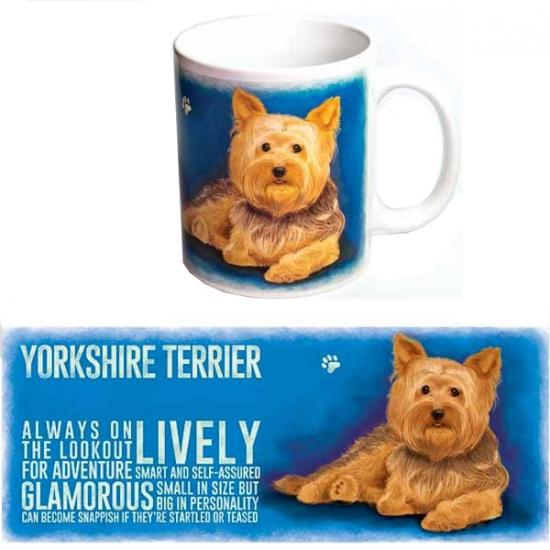 Koffie mok Yorkshire Terrier