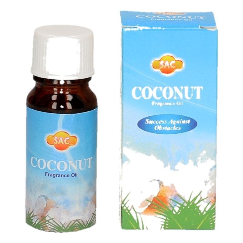 Kokosnoot geur olie voor in brander