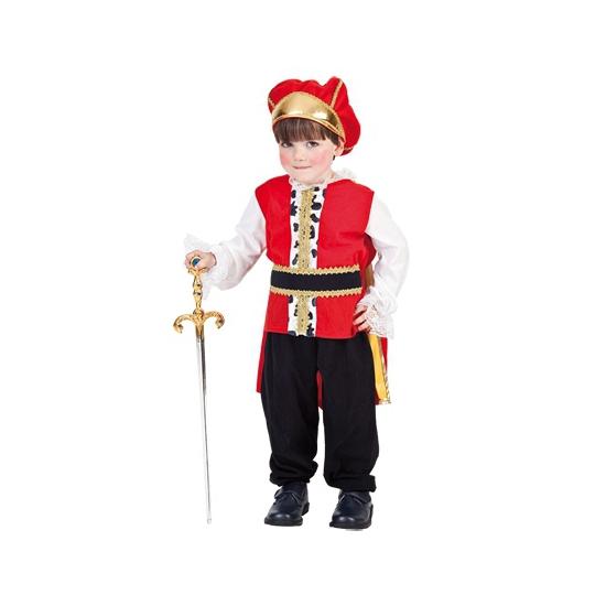 Koning kostuum voor peuters