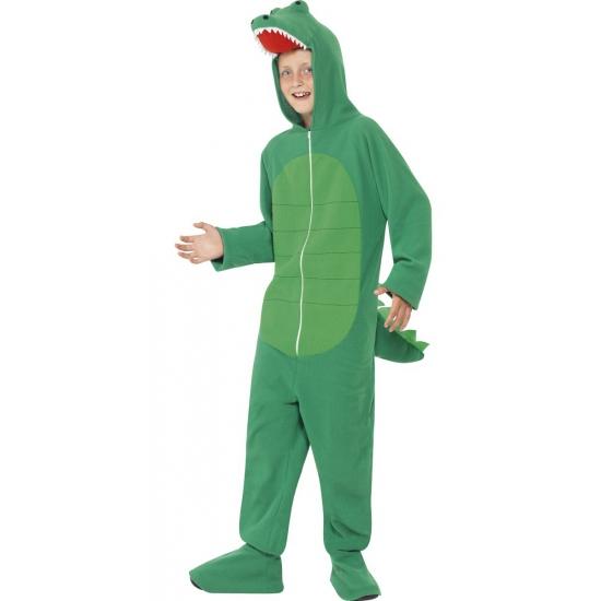 Krokodil Onesie voor kids