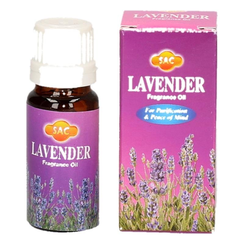 Lavendel geur olie voor in brander