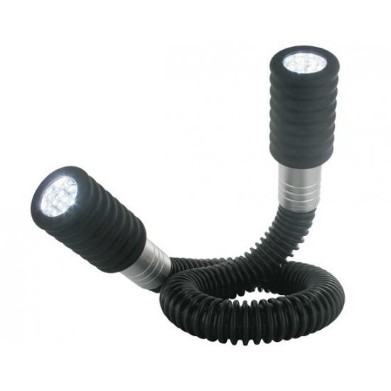 LED lamp flexibel met 2 lampjes