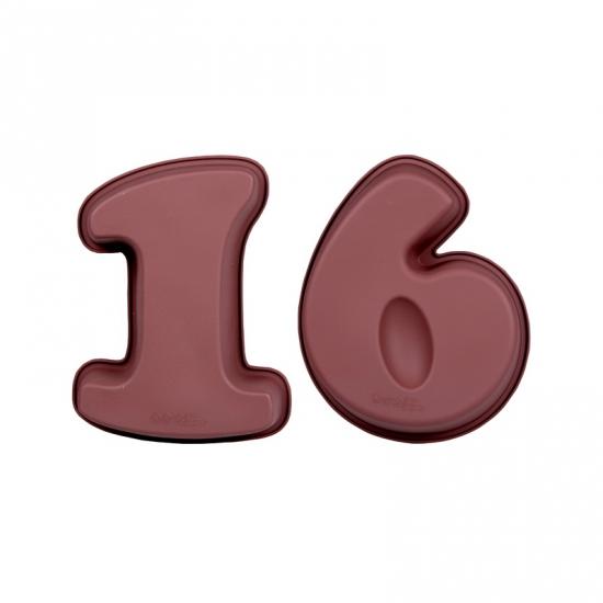 Leeftijd taart bakvormen 16