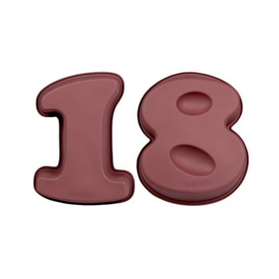 Leeftijd taart bakvormen 18