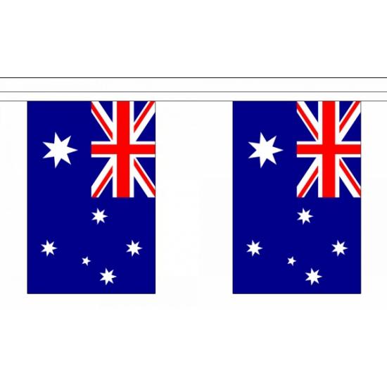 Australie vlaggenlijn