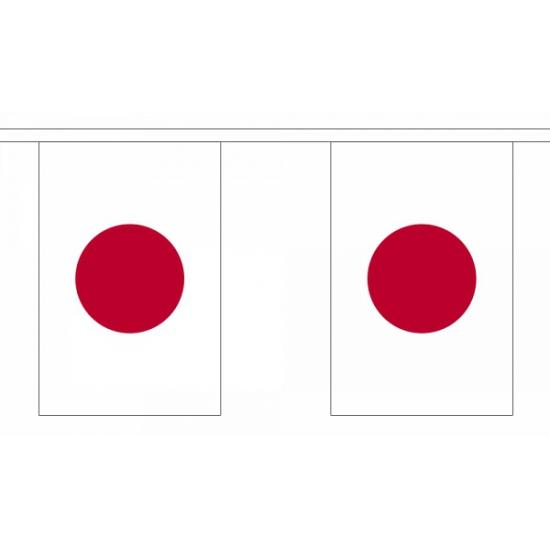Luxe Japan vlaggenlijn 9 m