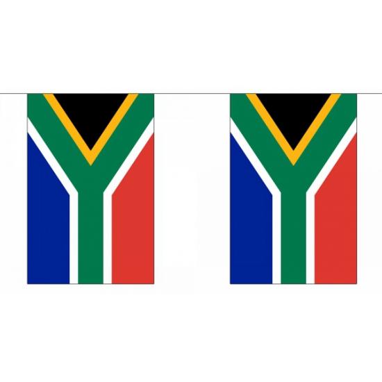 Zuid afrika vlaggenlijn