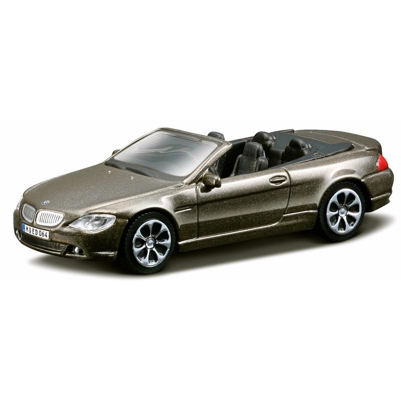 Modelauto BMW 645ci cabrio 1:43