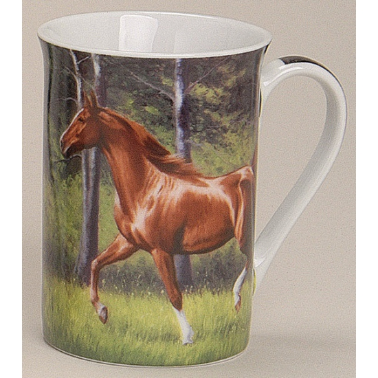 Mok met mooi paard model 4