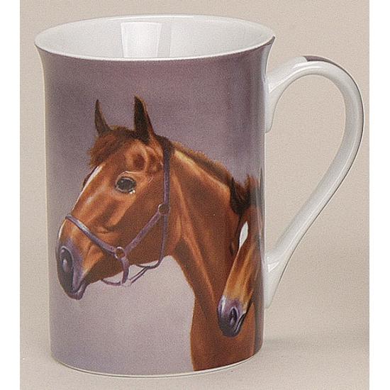 Mok met paarden model 1