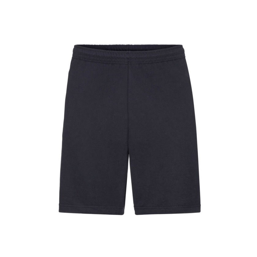 Navy heren shorts Fruit of the Loom