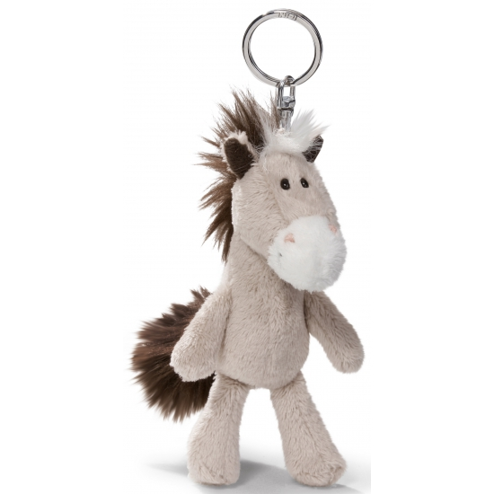 Nici sleutelhanger paard 10 cm