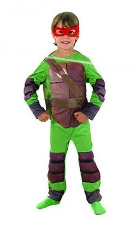 Ninja Turtle kostuum voor kinderen