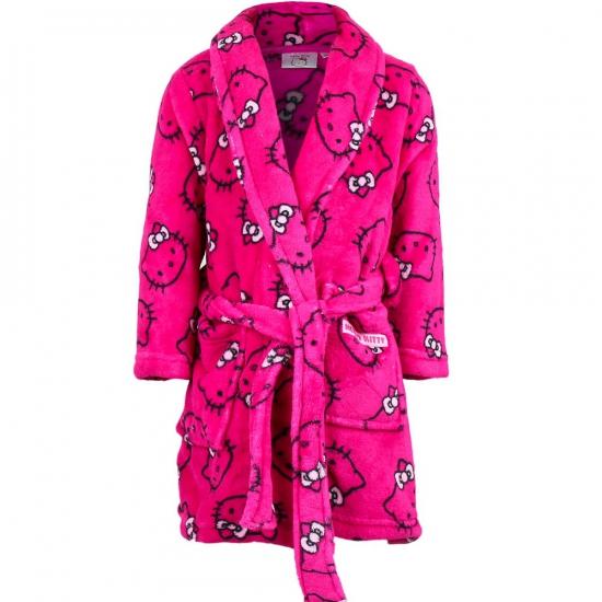 Ochtendjas Hello Kitty roze