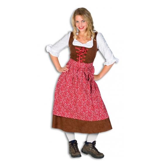 Lang tiroler kleding dames