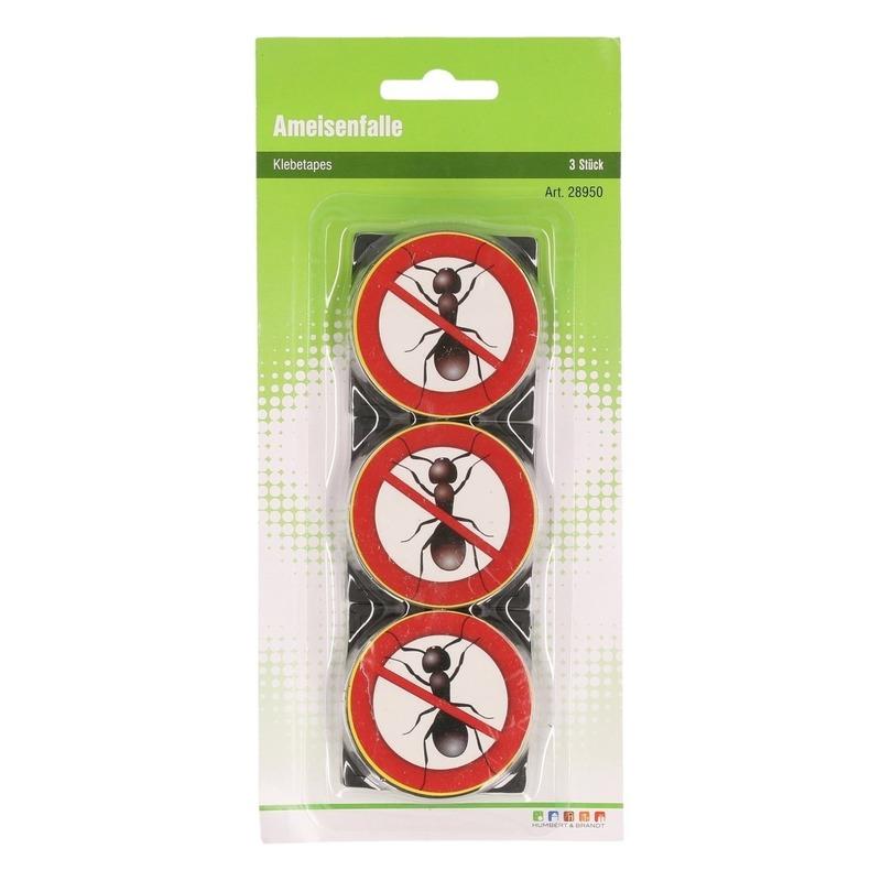 Ongedierte bestrijding mieren lokdoosjes
