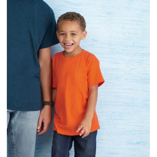 Oranje shirts kinderen